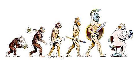 Biological evolution of man essay